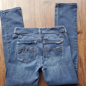 White House Black Market Jeans - White House Black Market Slim Ankle Jeans